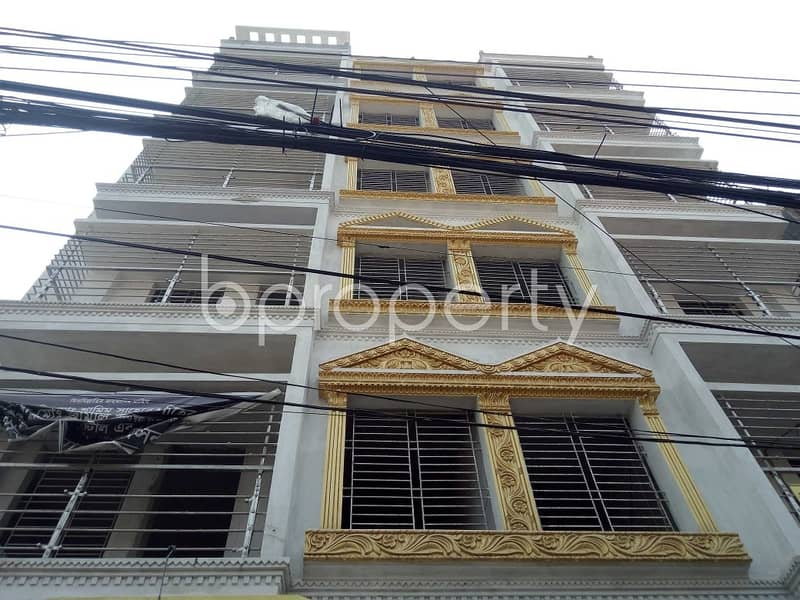Ready Flat Is Now For Rent In Lalbagh Nearby West End High School