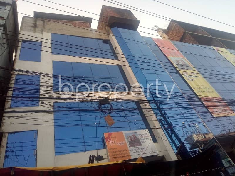 Ample Commercial Space Is Available For Sale In Bandartila Nearby South Halishahar High School