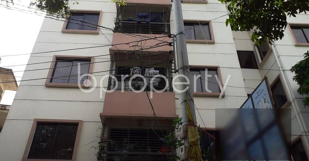 An Apartment Which Is Up For Sale At Tongi Near To Bonmala Government Primary School.