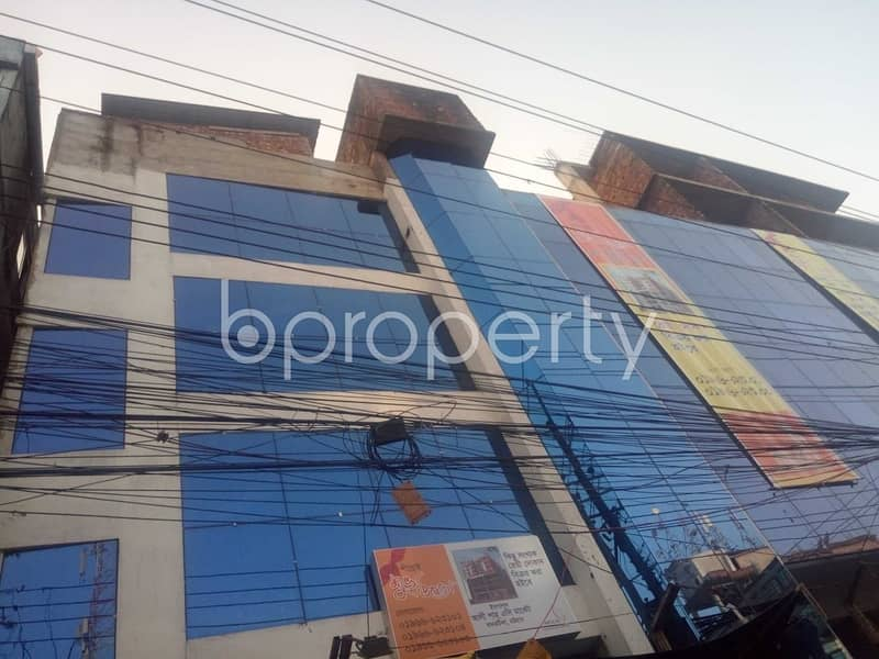A Shop Is Up For Sale In Bandartila Near Shahjalal Islami Bank Limited.