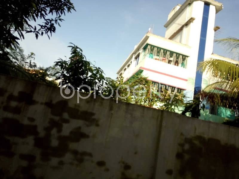 At South Patenga Nice Flat Up For Rent Near B N School & Collage