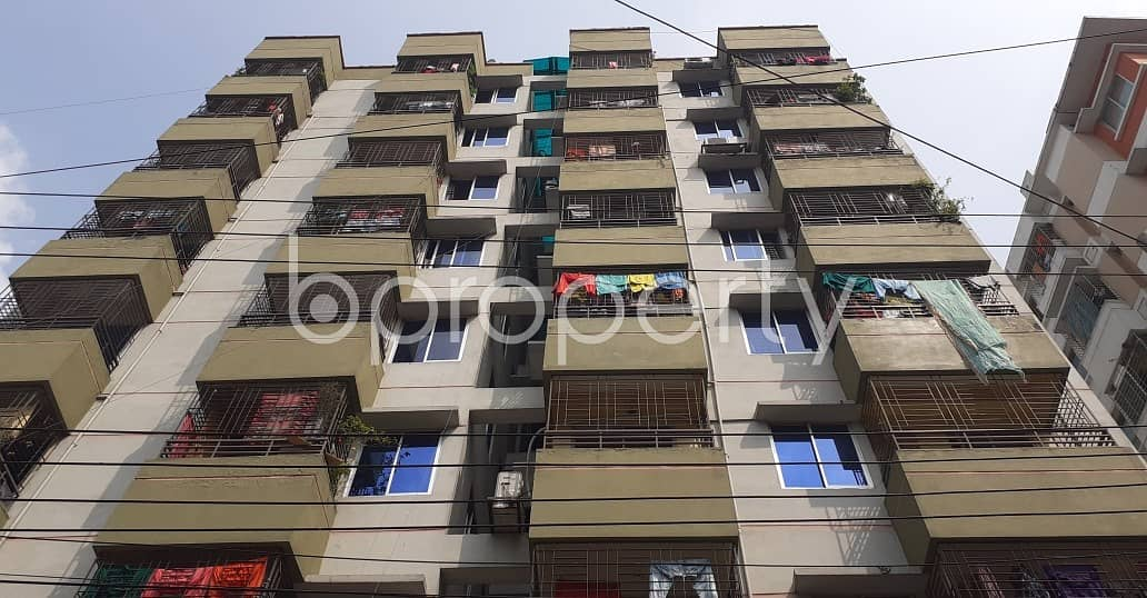 Visit This Apartment For Sale In Gopibag Near Sparkle International School.