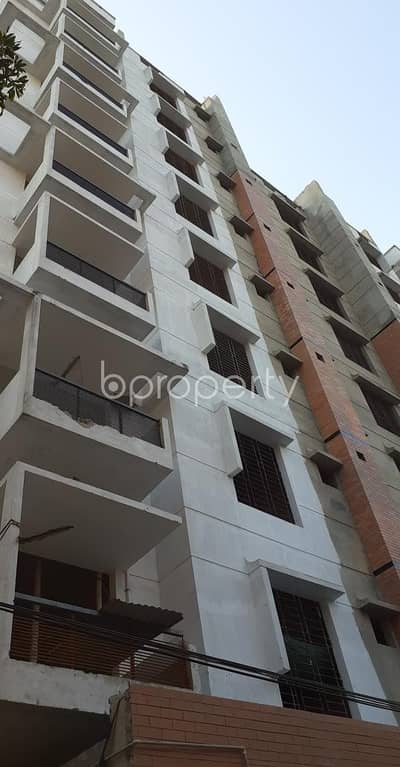 An Apartment Which Is Up For Sale At Kalabagan Near To Bashir Uddin Jame Masjid.