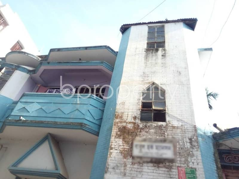 Nice Flat Can Be Found In South Patenga For Rent, Near B N School & Collage