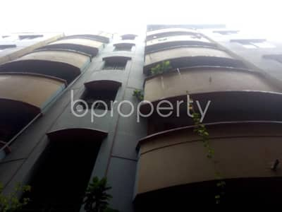 An Apartment Is Ready For Rent At Bakalia , Near Chittagong Pre-Cadet School & College.