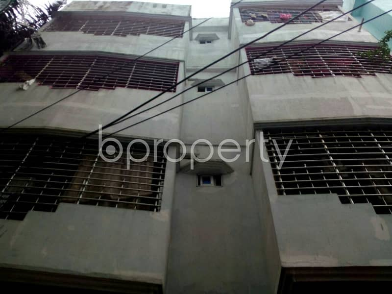 An Apartment Which Is Up For Rent At Oxygen Near To Delowar Company Jame Masjid.