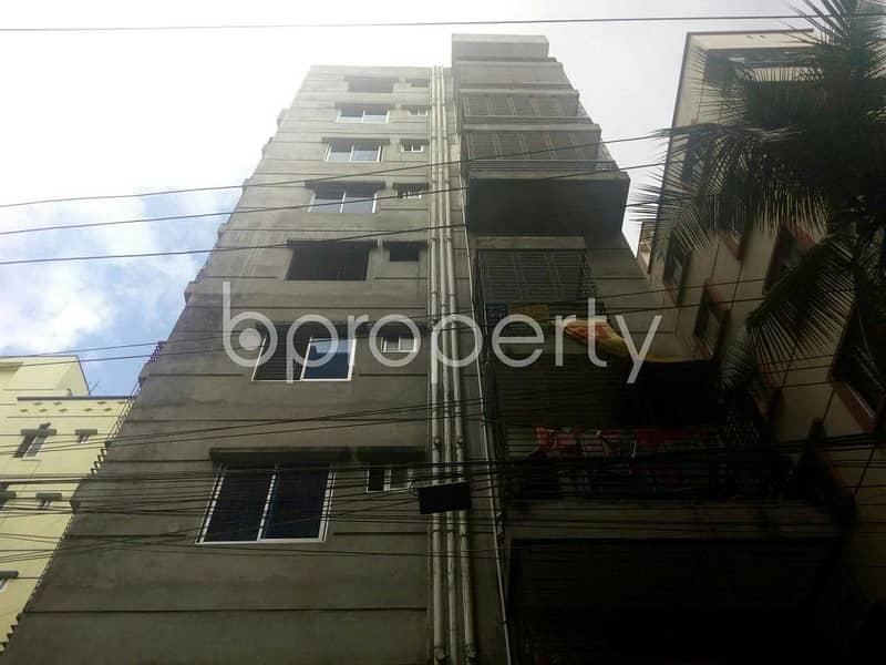 At Dakshin Khan, flat for Rent close to DBBL