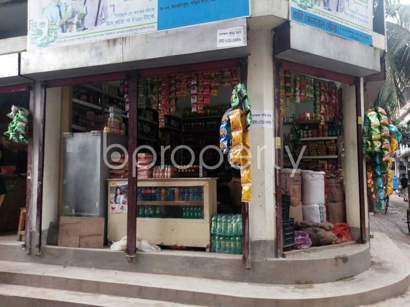 Near Kalachandpur Jame Masjid, Shop for rent in Kalachandpur