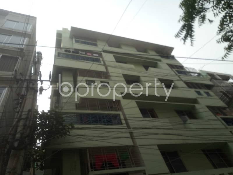 Visit This Apartment For Sale In Baridhara Near Premier Bank Limited.
