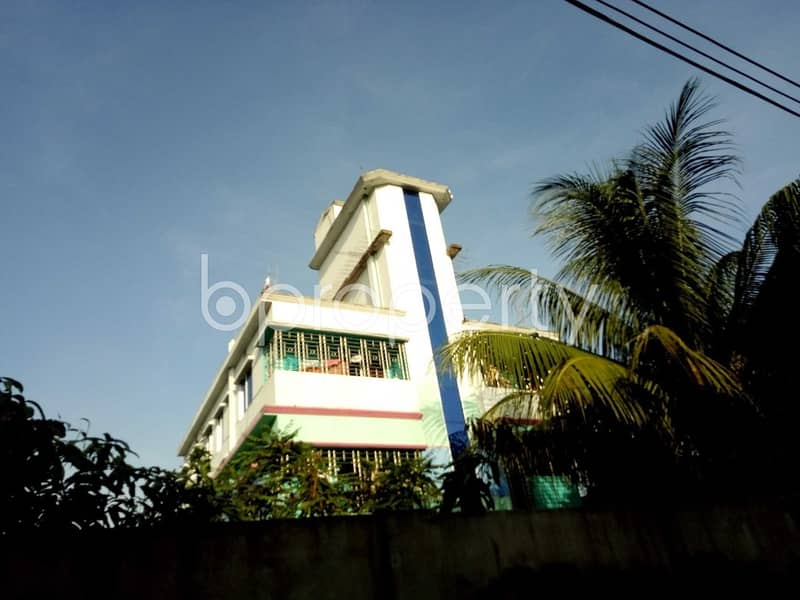 A Nice Residential Flat For Rent Can Be Found In South Patenga Nearby B N School & Collage