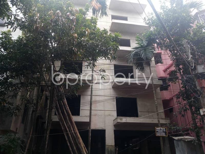 Visit This Apartment For Sale In Halishahar Near Halisahar Cantonment Public School & College.