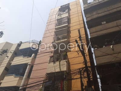 An Apartment Up For Sale Is Located At Mohammadpur , Near To Katashur Shahi Jam'e Mosque