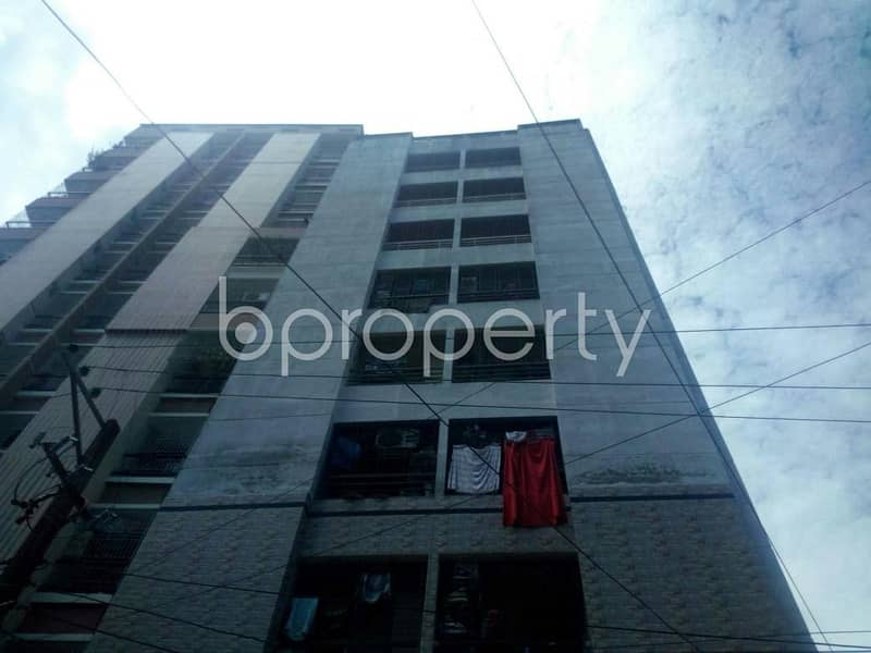 An Apartment Which Is Up For Sale At Moghultoli Near To Comilla High School