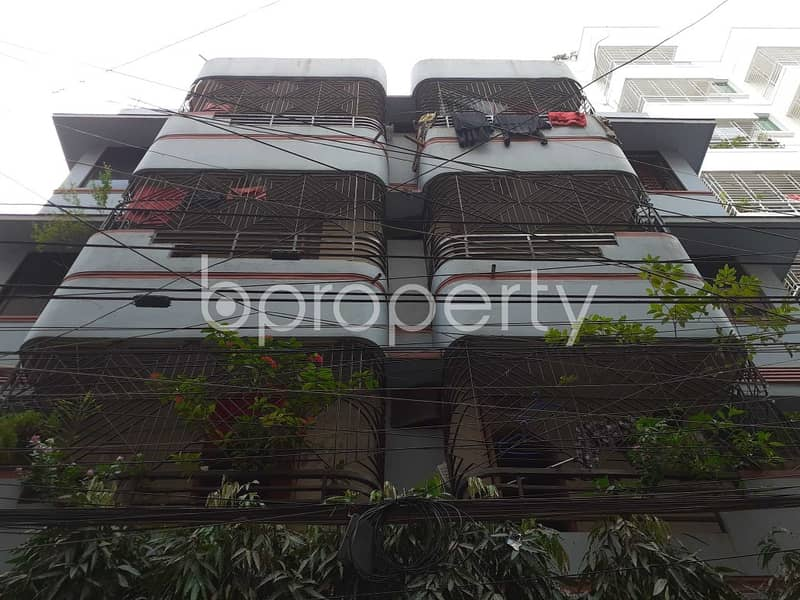 See This Office Space For Rent Located In Banasree Near To National Ideal School