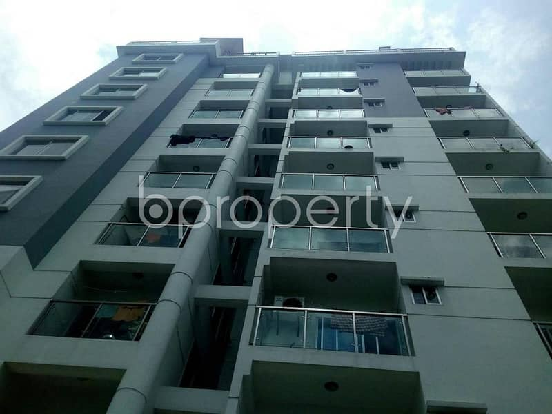 Start A New Home, In This Flat For Sale In South Khulshi, Near Port City International University