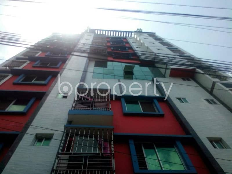Flat for rent in Kandirpar near Comilla Zilla School Jame Masjid