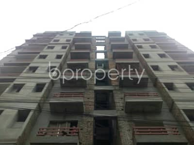 Near Cumilla Modern High School flat for Sale in Bagichagaon