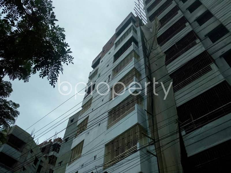 Check this 1100 SQ FT apartment up for rent at Bagichagaon very near to Bagichagaon Boro Jame Masjid