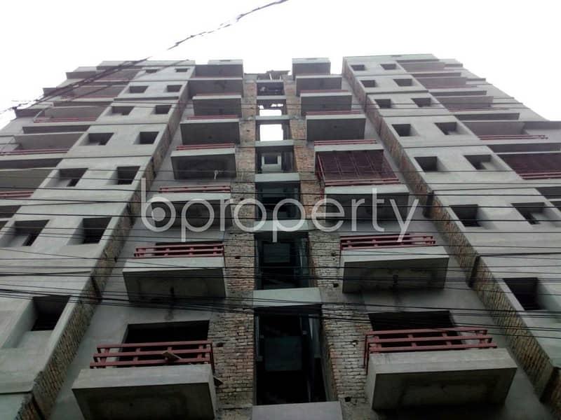 Fine Flat Is Now For Sale Which Is In Bagichagaon Near Talpukurpar Jaame Masjid