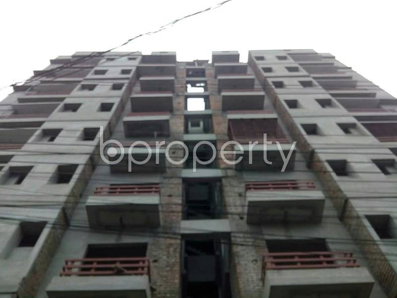 Fine Flat Is Now For Sale Which Is In Bagichagaon Near Bagichagaon