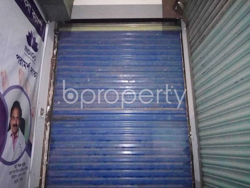 Shop is up for rent in Pragati Soroni near to National Bank Limited