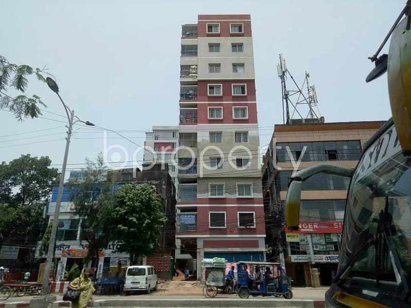 Flat For Sale In Halishahar Close To Halishahar Jame Masjid