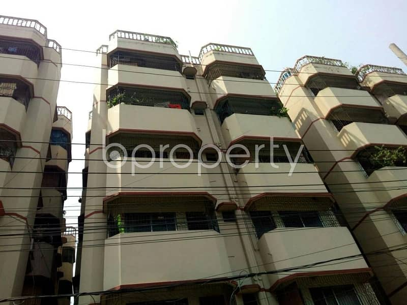 Apartment Ready For Sale At Double Mooring, Near Purbo Muhuri Para Jame Masjid