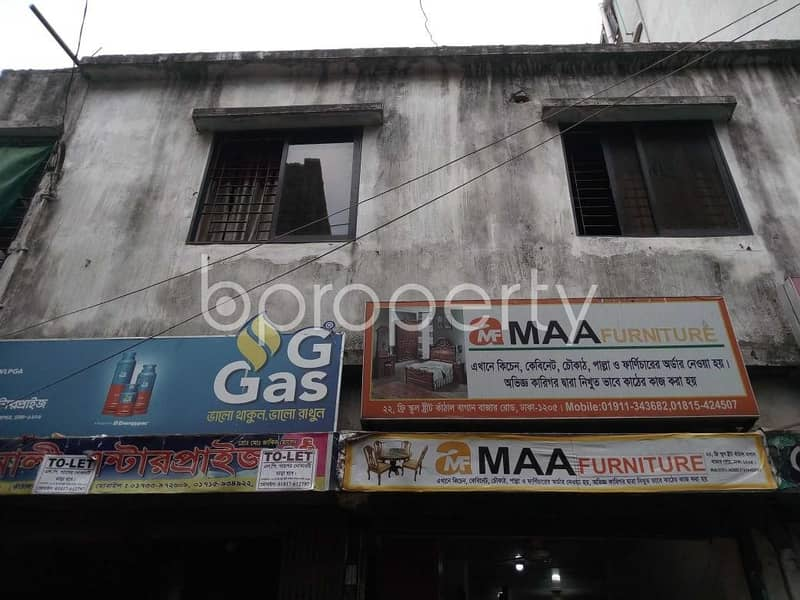 Shop for Rent in Kathalbagan nearby Central Mosque