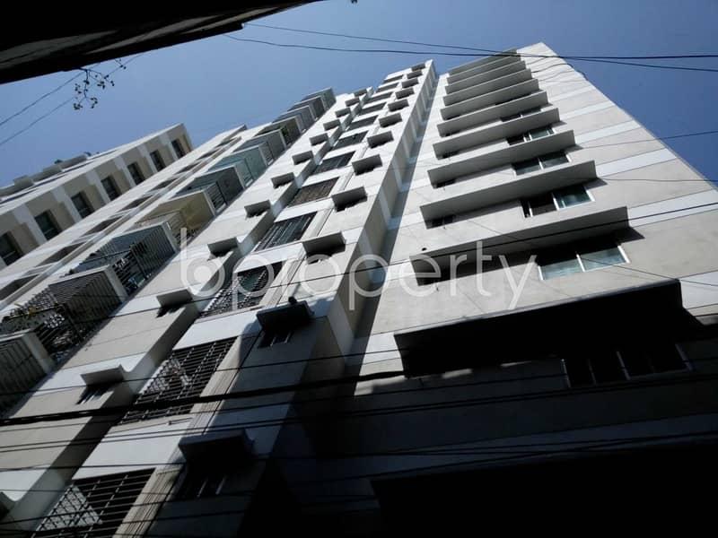 An apartment up for sale in Firingee Bazaar Ward, near Dutch-Bangla Bank Limited | ATM Booth
