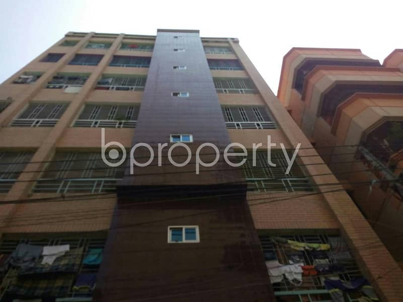 Find Your Desired Apartment At This Ready Flat For Rent At New Chashara Nearby Govt. Tolaram College