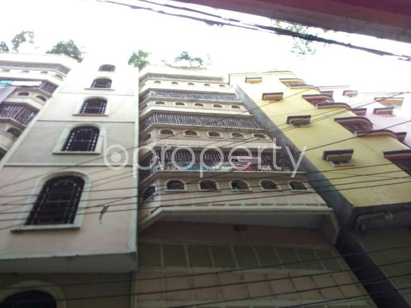 Check This Nice Flat For Rent At Tanbazar Nearby Pubali Bank Limited