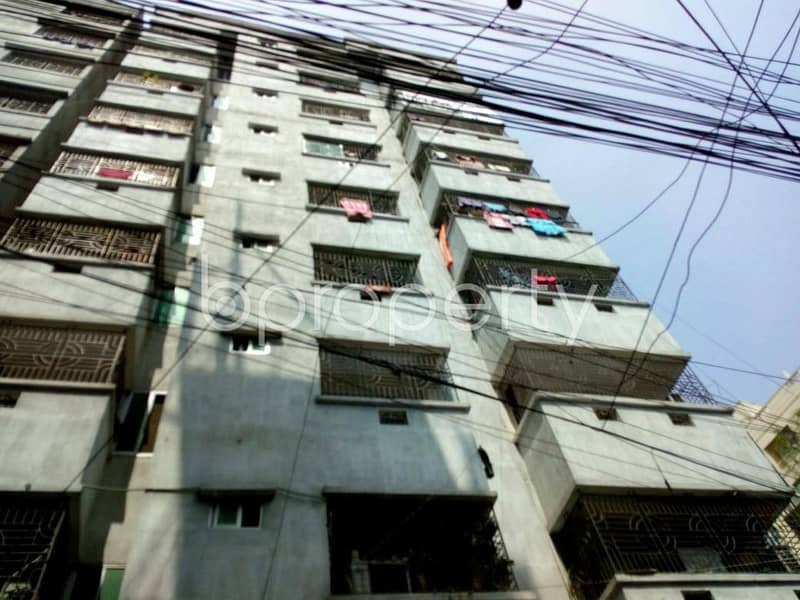 An Apartment Up For Rent In Narayanganj, Near Uttara Bank Limited