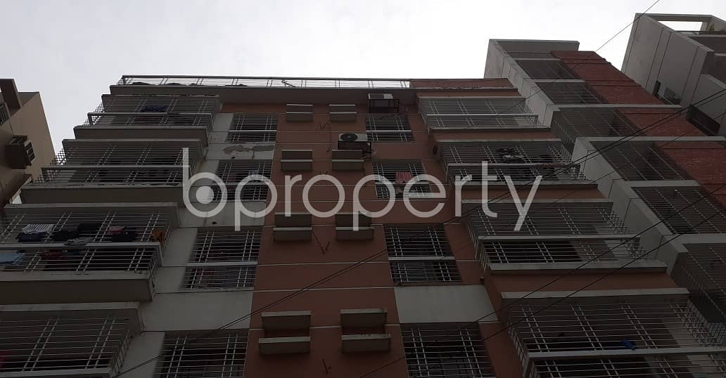 An Apartment Which Is Up For Sale At Bashundhara R-A Near To Apollo Hospitals .