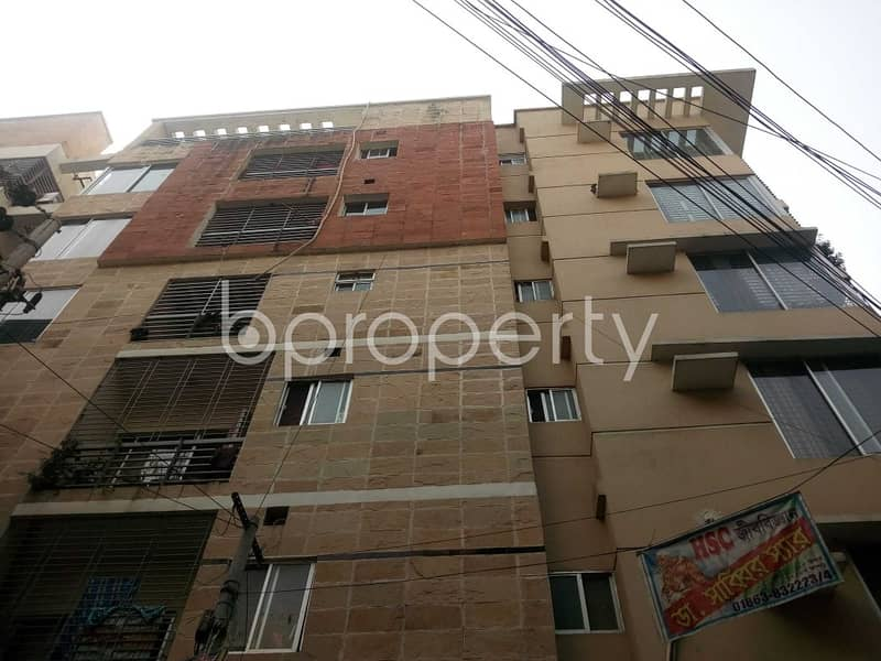 Visit This Apartment For Sale In Shiddheswari Near Property Plaza Shopping Complex