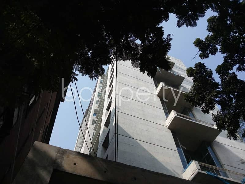 In Gulshan 2, a 3600 FT apartment for sale is available, near IDP Education Bangladesh