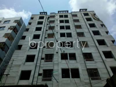 A Well Designed Apartment Is Waiting For Sale At Jhautola Nearby Mercantile Bank Limited.