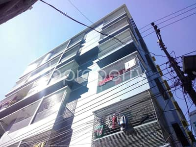At Bagichagaon, a 1560 SQ FT well-fitted flat is all set for sale near to Cumilla Diabetic Hospital