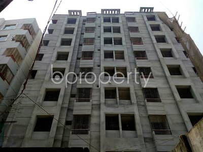 Flat Is Now For Sale Which Is In Jhautola Near To Dutch-bangla Bank