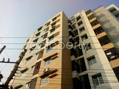 A 1065 SQ FT flat is available for sale at Fatulla with an affordable deal close to Kashfa Tower