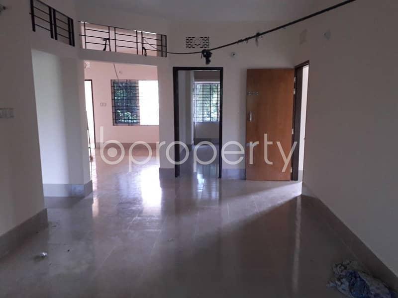 In Pathantula Near Jalalabad Ragib-rabeya Medical College & Hospital, A Furnished Flat Is Ready For Rent