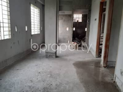 Make this 600 SQ FT flat your next residing location, which is up for sale in Jatra Bari near AB Bank