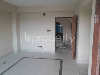 A Beautiful Apartment For Rent Is All Set For You In Kalibari Nearby Baitul Falah Jame Masjid
