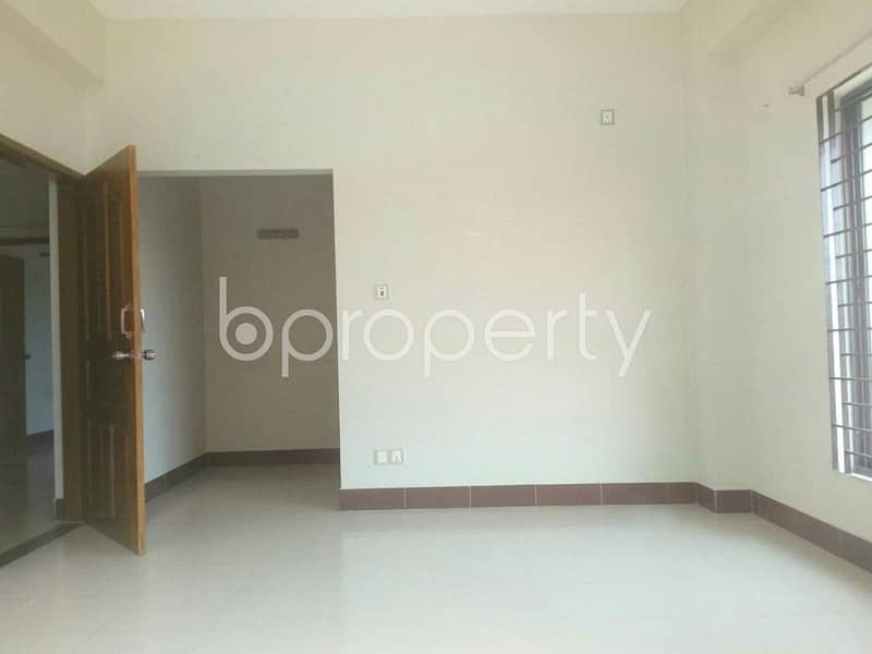 Residential Apartment Is On Rent In Lichu Bagan Nearby Pirmoholla Jaame Masjid