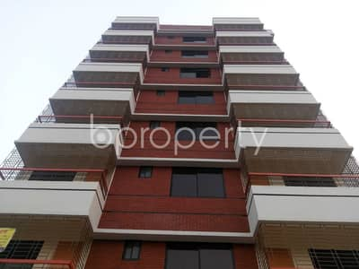 See This Office Space For Rent Located In Aftab Nagar Near To Dhaka Imperial College
