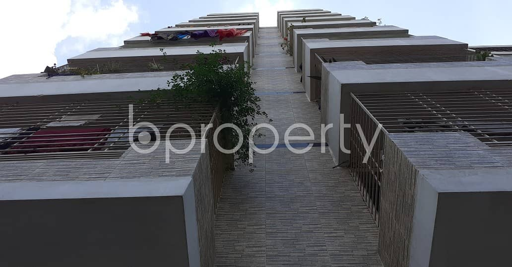 A Nice Residential Flat For Sale Can Be Found In East Madarbari Nearby Maloom Masjid