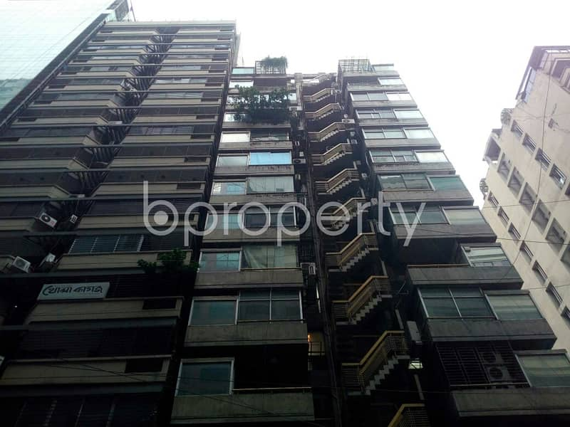 See This Office Space For Rent Located In Banani Near To Primeasia University.