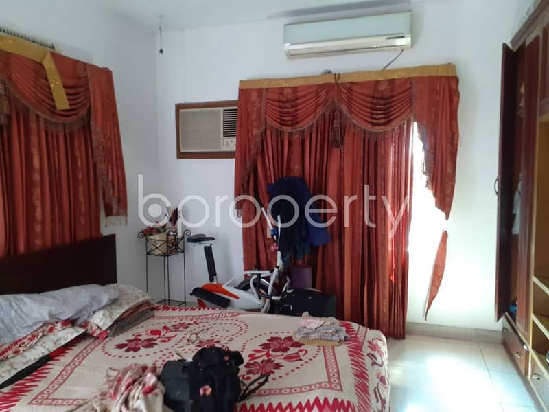 A Flat Can Be Found In Lalmatia For Sale, Near Shanto Mariam University