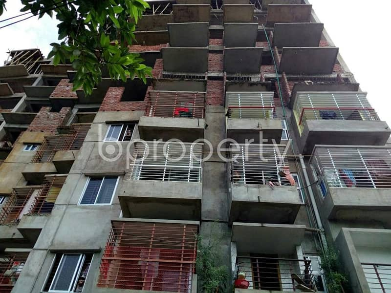 Visit This Apartment For Sale In Bayazid Near Govt. Ashekane Awlia Degree College.