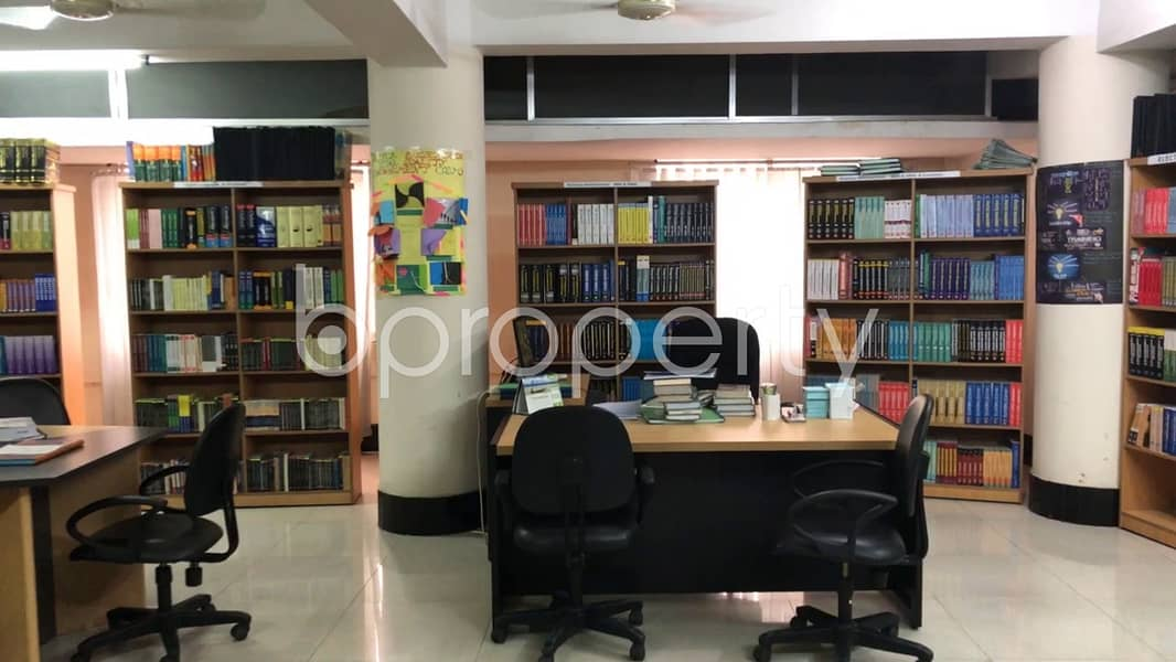 A Commercial Building Is Available For Sale In Middle Badda Nearby IFIC Bank Limited