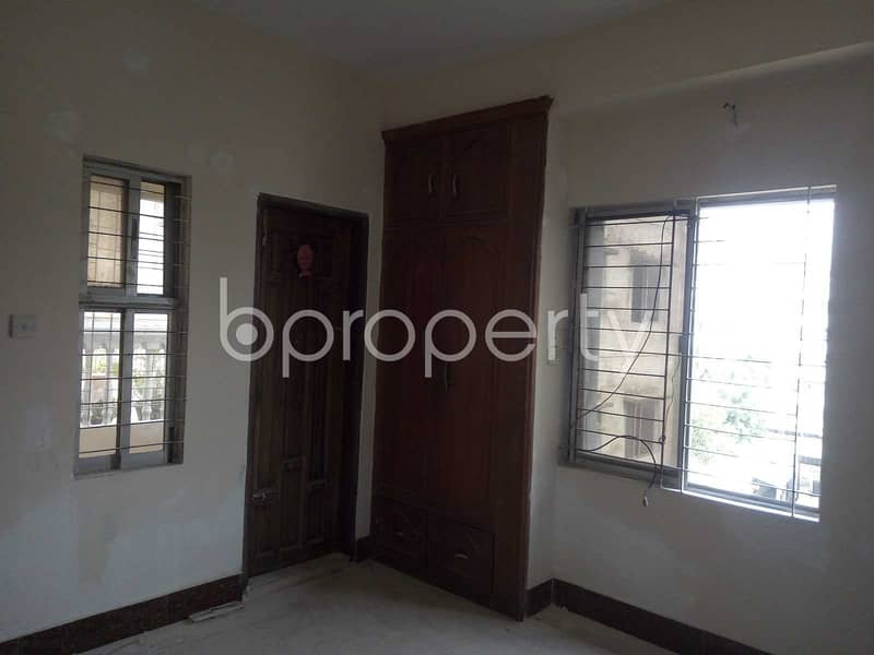 We Have A Ready Duplex Flat For Rent In South Kallyanpur Nearby Sundarban Courier Service (pvt. ) Ltd.